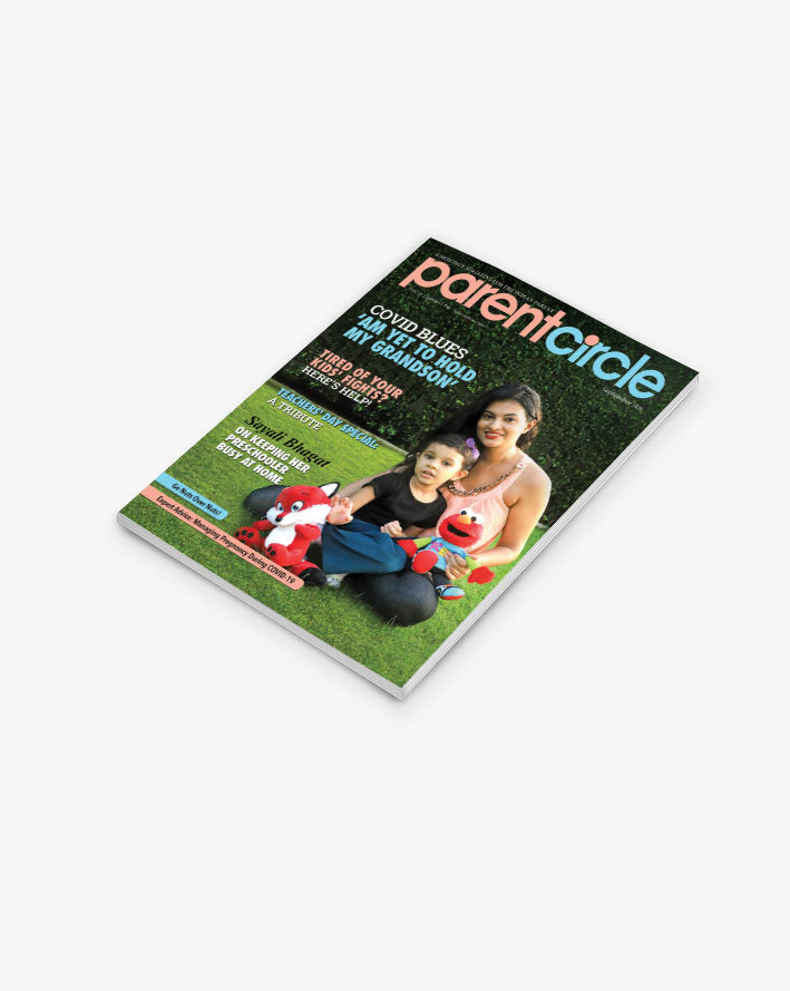 ParentCircle Magazine Sep-2020 Issue