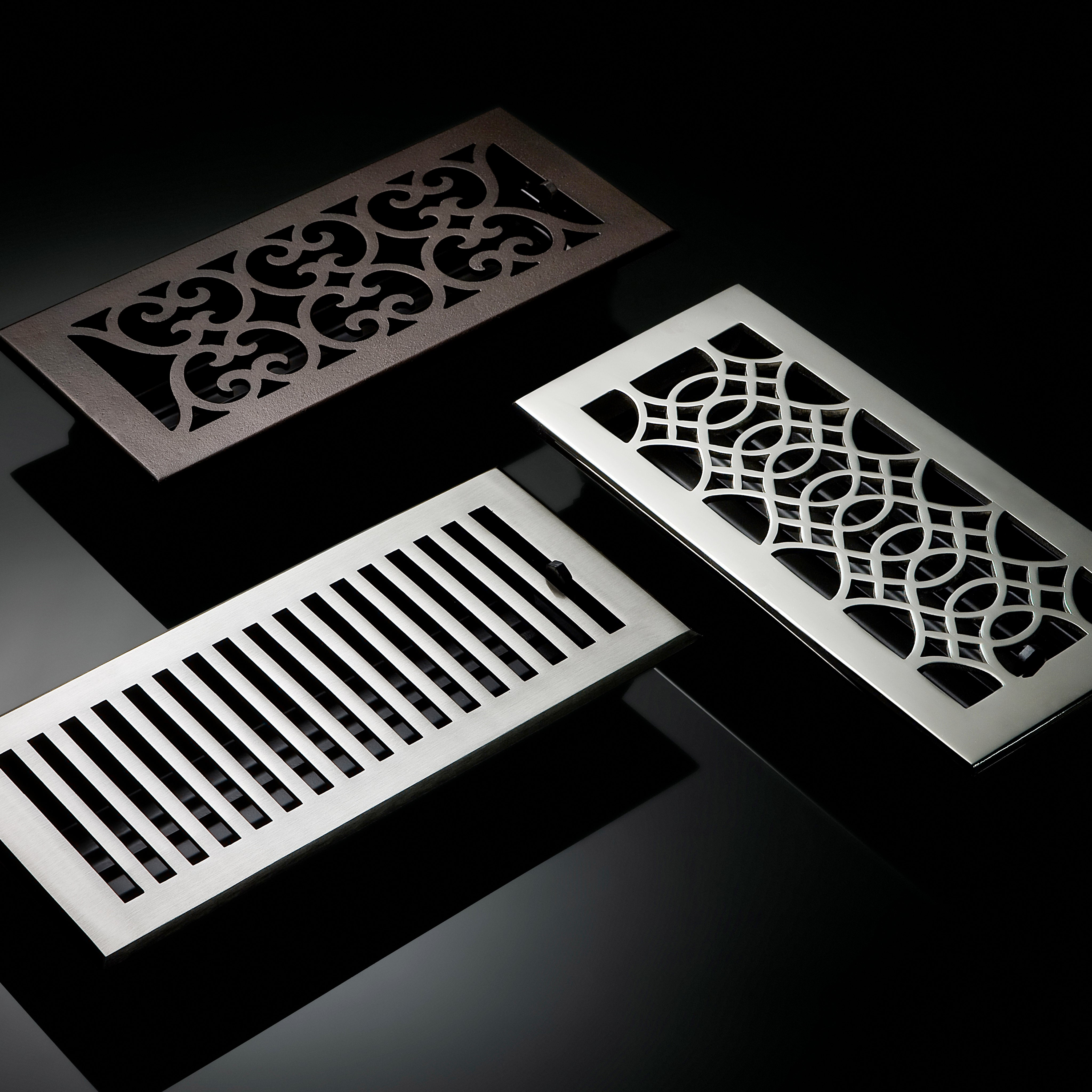 Vents and Registers