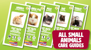 View all small animal care guides here