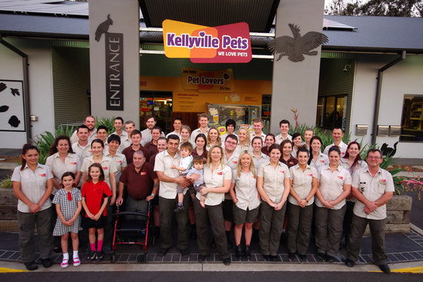 The Kellyville Pets Team