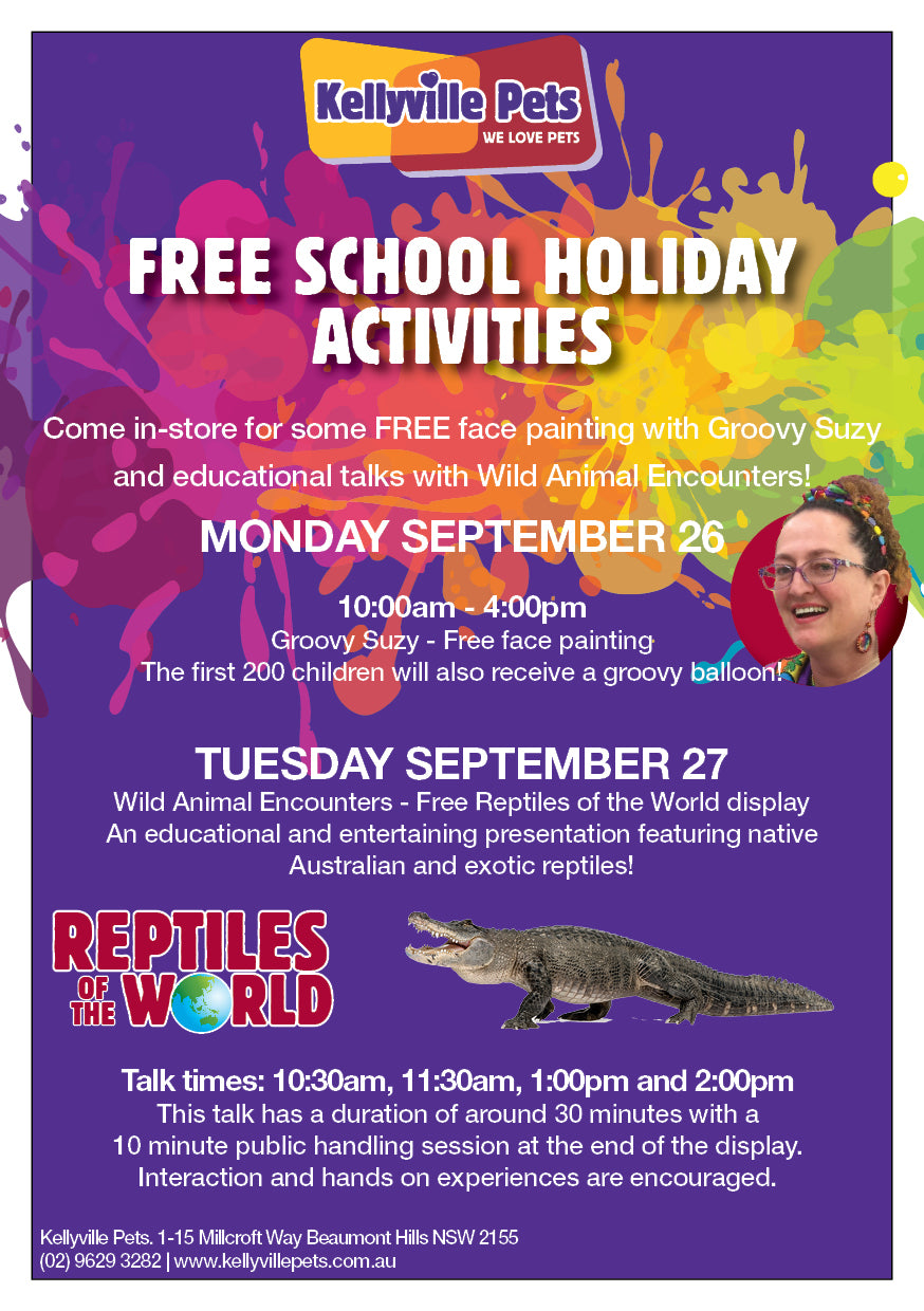 Free School Holiday Events