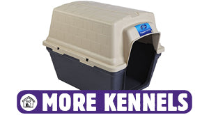 Click here for more dog kennels