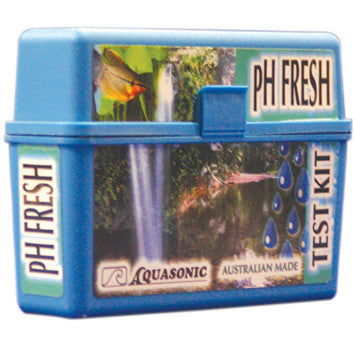 pH Fresh Water Test Kit