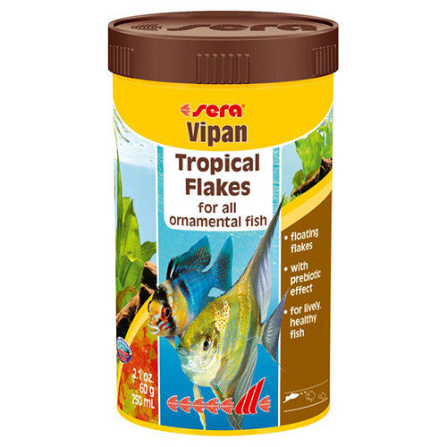 Tropical Flake 60g Sera Vipan