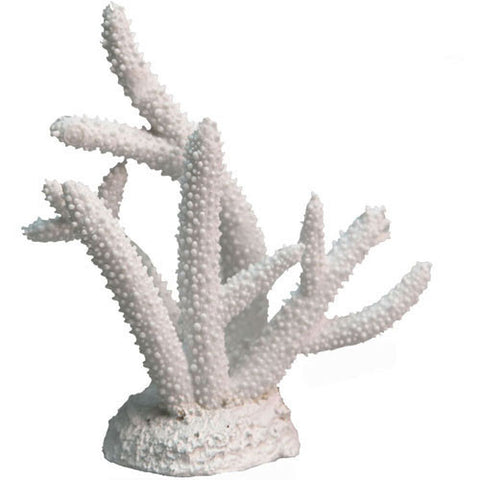 Ornament White Coral Staghorn Small