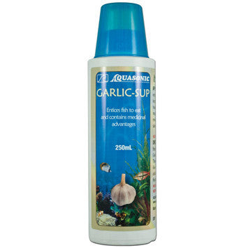 Aquasonic Garlic-Sup 250ml