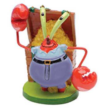 "SpongeBob ""Krusty Krab"" Mini 4.5cm"
