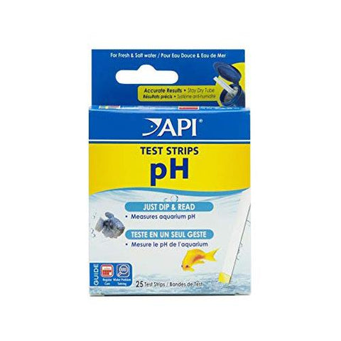 pH Testing Strips  25pk