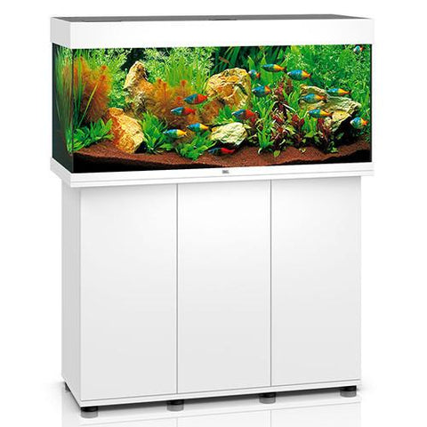 Juwel Aquarium Fish Tank - Rio 180 White