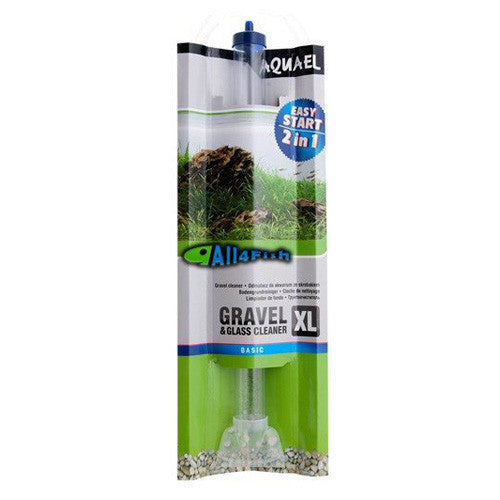 Aqua El Gravel & Glass Cleaner | XL 66.5cm