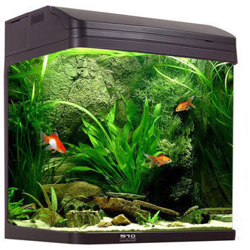 furniture aquarium. aqua one ar510 tank black furniture aquarium p