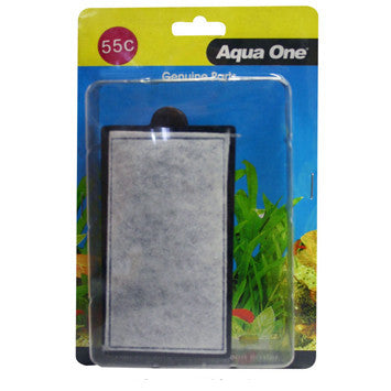 Aqua One Carbon Cartridge ClearView 280 55c 2pk