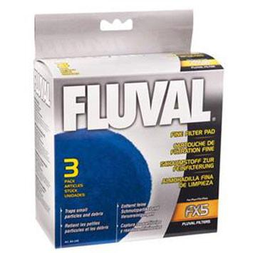 Fluval FX5/6 Water Polishing Pads 3pk