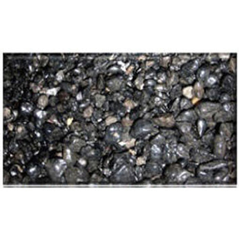 Gravel Natural Black 5kg