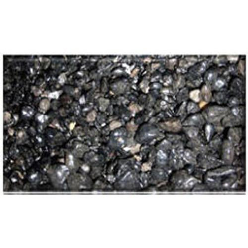 Gravel Natural Black 7mm 10kg