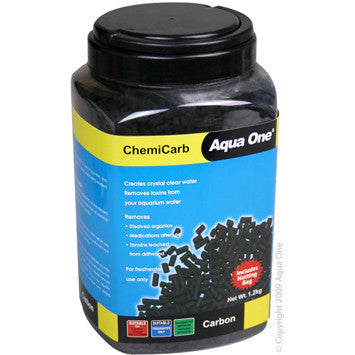 Aqua One Chemi Carb-Carbon 1.2kg
