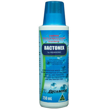 Aquasonic Bactonex 250ml