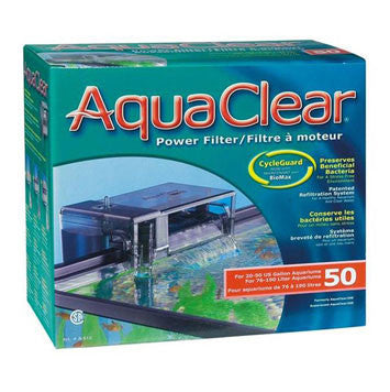 AquaClear 50 Power Filter 757L/hr