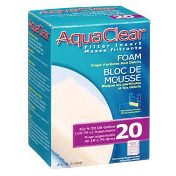 AquaClear 20 Foam