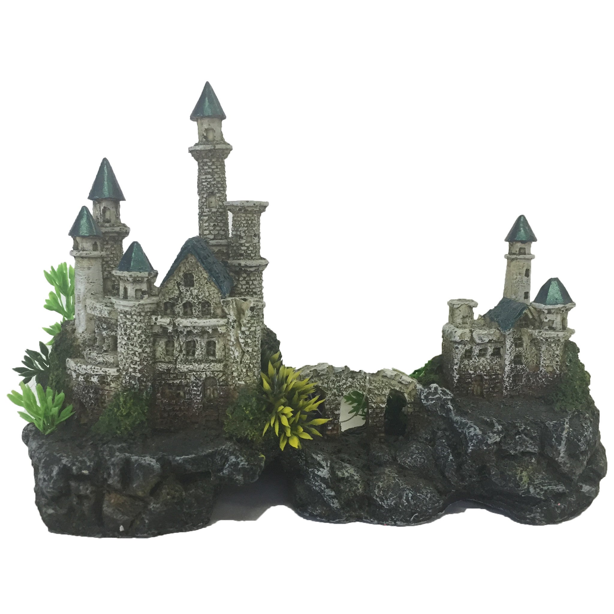 Mountain Castle Ornament Small