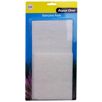 Aqua One Wool Pad AquaStyle 980 5w 3pk