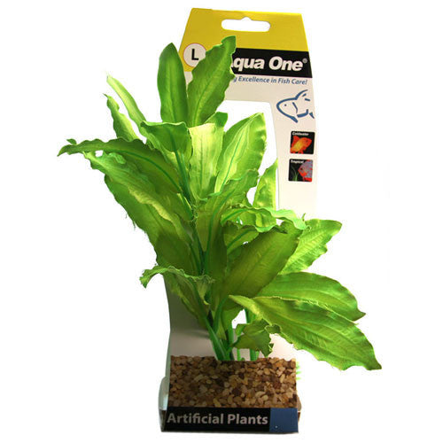 Silk Plant Amazon Sword Large