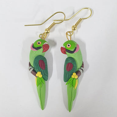 Earrings Alexandrine
