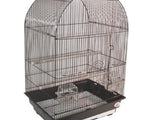 Bird Cage Dome Top 450a Cage and Stand combo