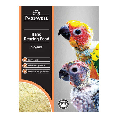 Passwell Hand Rearing Bird Food 300g
