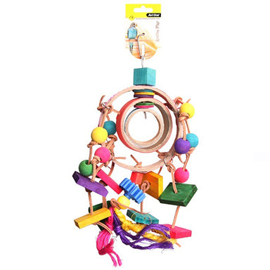 Bird Toy Dream Catcher 34cm