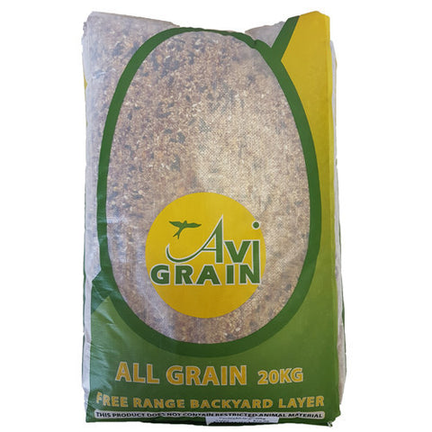 Poultry All-Grain Chicken Feed 20kg