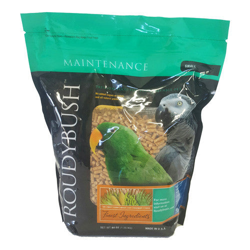 Roudybush Maintenance Pellet Small 1kg
