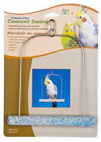 Swing Cement & Wire Frame 7""