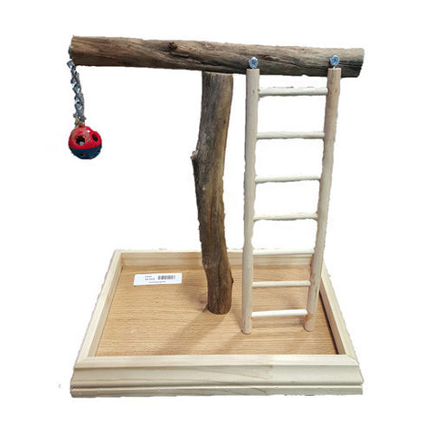 Natiral Bird Stand Extra Small