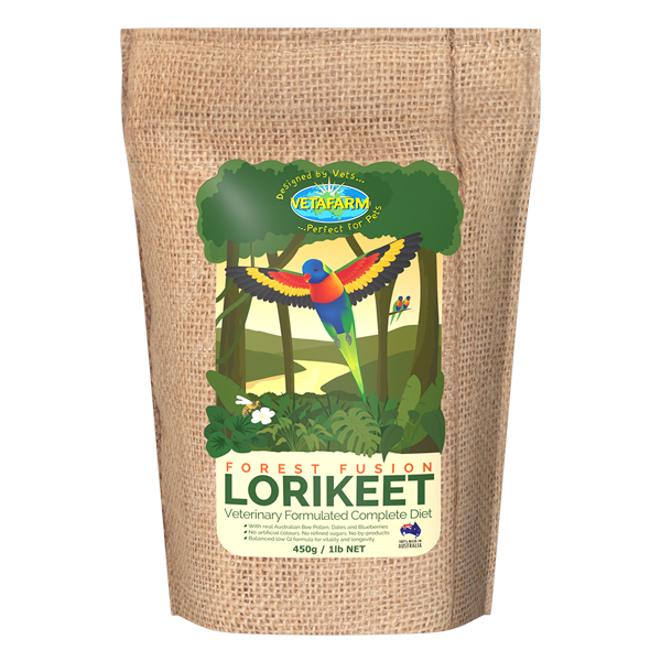 Forest Fusion Lori Diet 450g