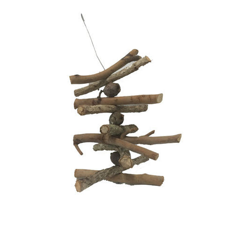 Natural Bird Toy Jungle Climb