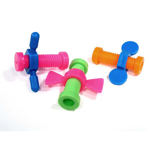 Nuts & Bolts Small 3pk MPS