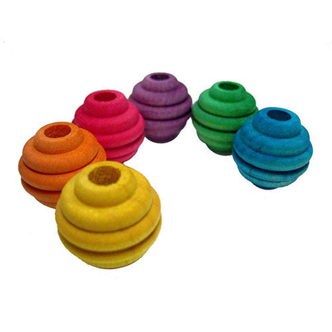 Beehive Beads Large 6pk MPS