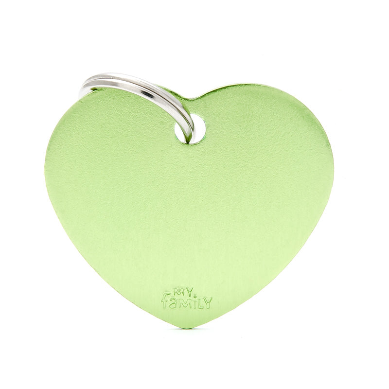 Pet Tag Basic Heart
