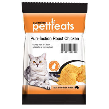 Australian Pet Treats Roast Chicken 60g