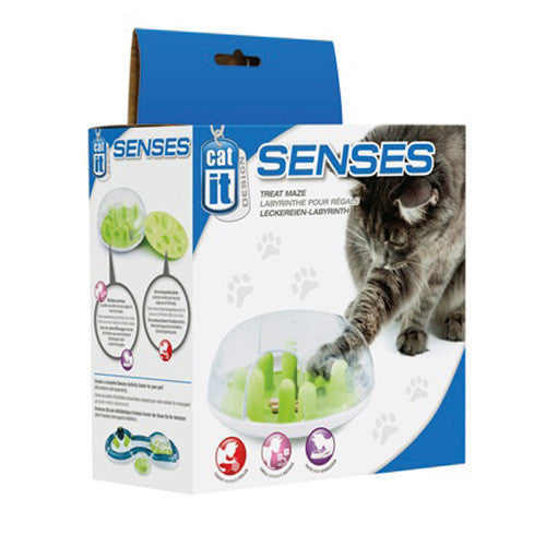 Catit Senses Round-about Spinner Cat Toy