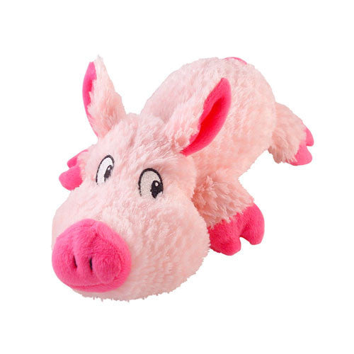 Cuddlies Pig Soft Toy Pink Small