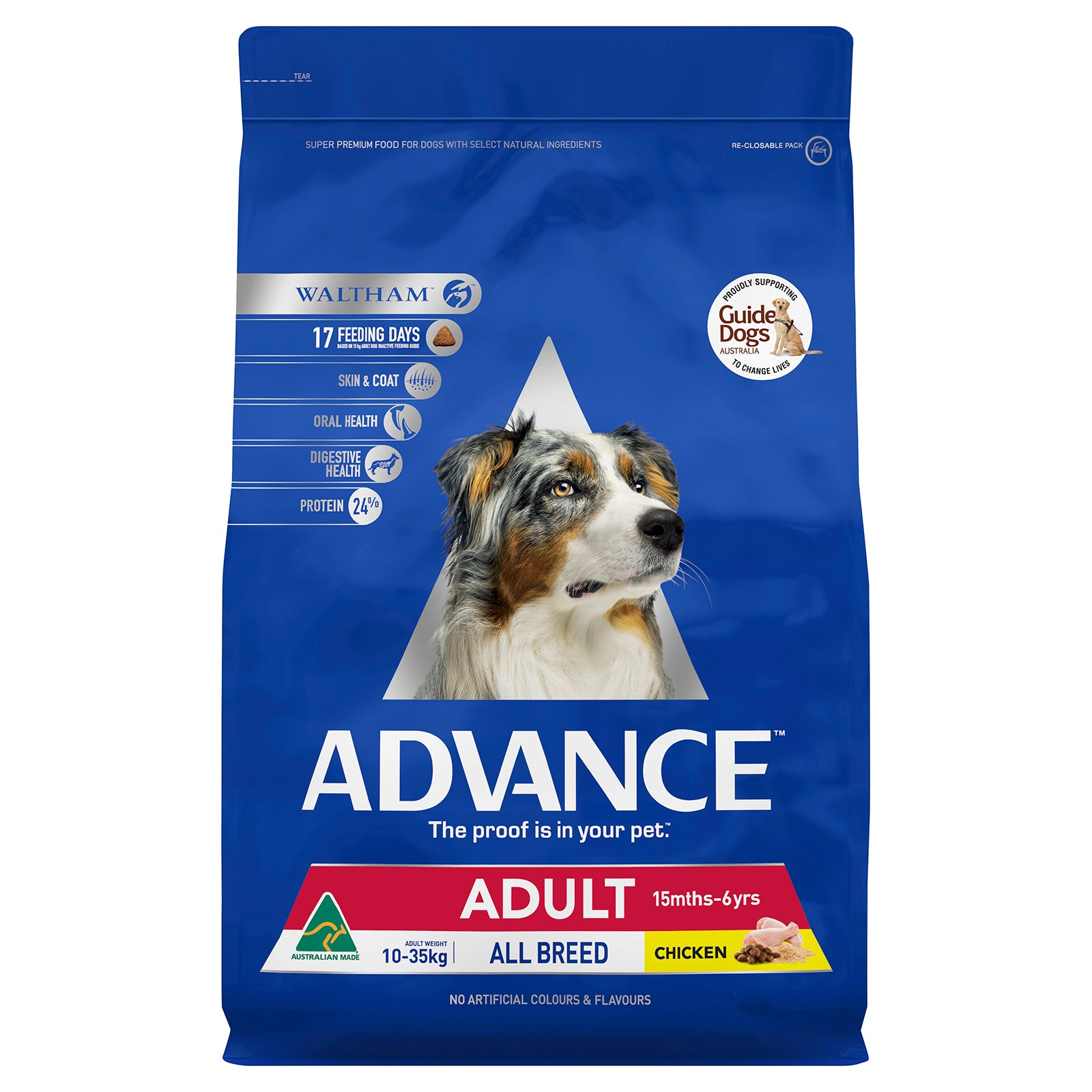 Advance Dog Food Adult All Breed Chicken