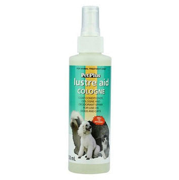 Pet Plus Lustre Aid Cologne 250ml