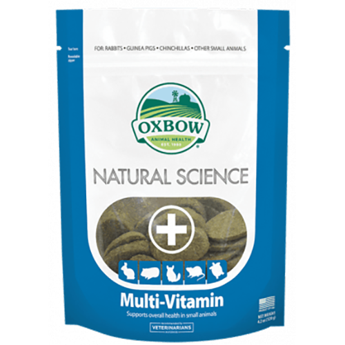 Oxbow Small Animal MultiVitamin Supplement 120g
