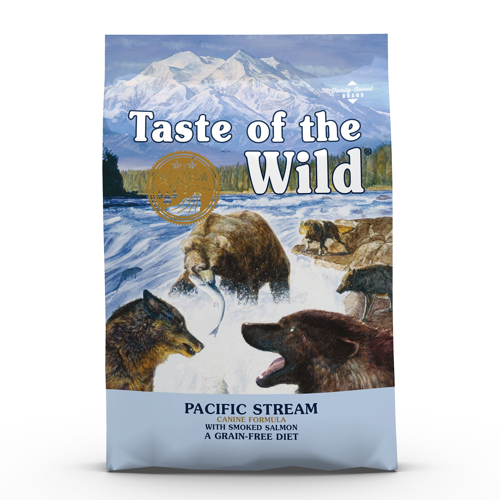 Taste of the Wild Dog Food Adult Pacific Stream Salmon