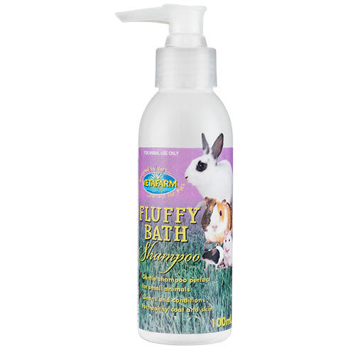Fluffy Bath Shampoo 100ml