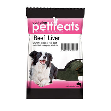 Australian Pet Treats Beef Liver 150g
