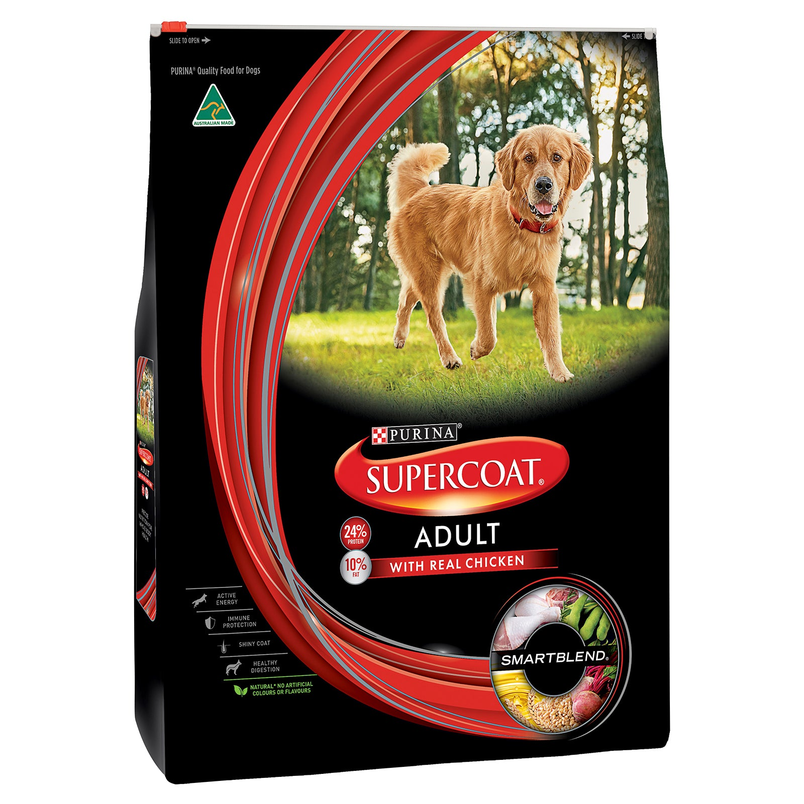 Supercoat Dog Food Adult Chicken