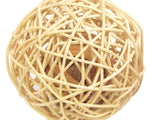 Rattan Wobble Ball Large